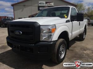 2016 Ford F-250 6.2L GAS 4X4 XL