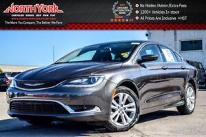 2016 Chrysler 200 Limited Backup Cam|R.Start|Bluetooth|Sat Radio