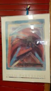 Josh Parridge Abstract Print