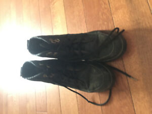 Horse back riding shoes