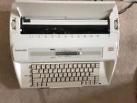AEG Olympia Electric Typewriter