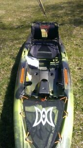 *SALE $120 OFF* Perception Pescador Pro Angling Kayak 12'