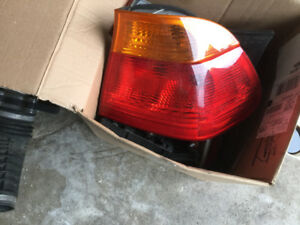 Bmw rear light from 2002 3 series