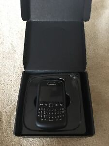 Blackberry curve 9360 locked with bell