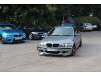 BMW 330D M SPORT 2005 PRIVATE PLATE AUTO