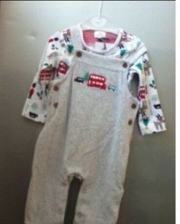 New With Tag, John lewis 3-6m dungerees