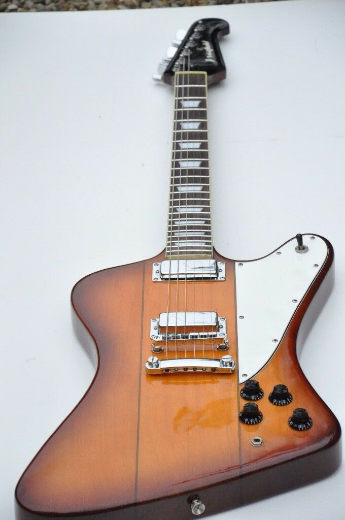Westfield Firebird Electric Guitar High Quality Gibson Epiphone