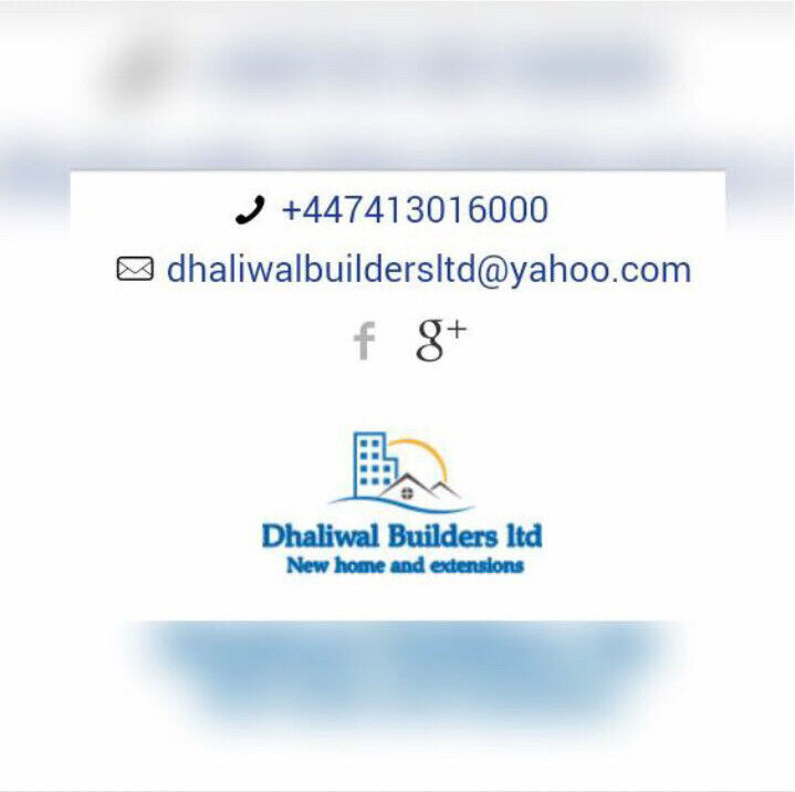 Dhaliwal builders ltd reliable and experienced builder guarantee will beat all prices