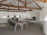 1 Desk Space in Professional Office with other independent workers/companies