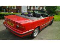 With private plate JANE 15bmw stamps mot march2018 bargain low millege classic cheapest convertible