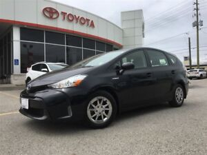 2015 Toyota Prius v BLUETOOTH, BACKUP CAMERA HYBRID SYNERGY DRIV