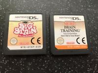 Nintendo DS Brain Training Games