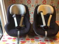 Maxi Cosi Pearl Car seats