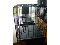 SINGLE DOOR SMALL PET CAGE / CRATE