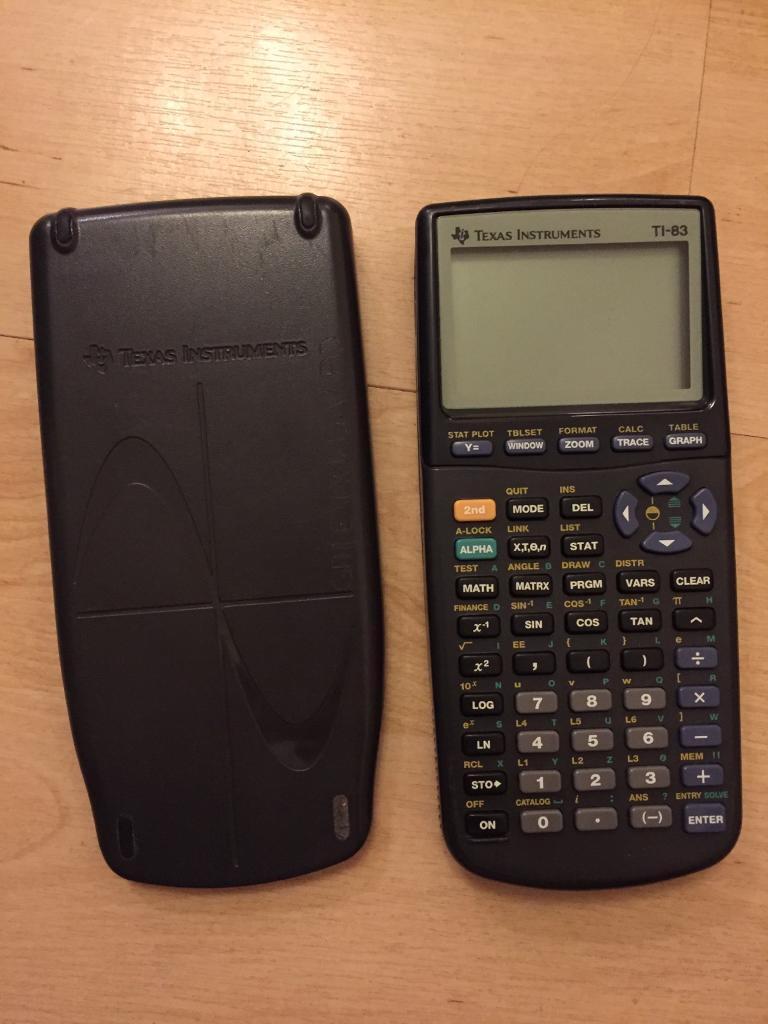Texas Instruments (TI-83)