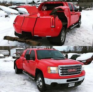 2014 GMC Sierra TOW TRUCK FOR SALE
