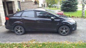 2011 Ford Fiesta S Low Kms, Comes with Winters