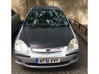 Honda Civic 1.4 Reliable car, Full Service, Parking Sensors, Long MOT