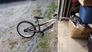 Add a bike. Wee ride 3rd wheel trainer $100