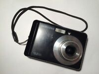 Samsung digital camera 10.2MP in good working condition, includes 8GB memory card and hard case