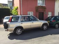 Excellent condition for age, automatic 4 wheel drive, tow hitch MOT Jan 18