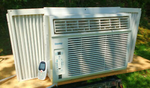 Danby 12000 btu Window Air Conditioner(used)