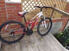 Apollo ladies Mountain Bicycle in Very Good Condition