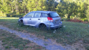 (Parting out) 2003 Toyota Matrix Hatchback