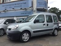 Renault kangoo very low mileage 43k only £2890 automatic
