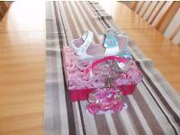 Girls Lelli Kelly Flower Detail Sandals Size 21