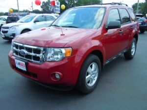 2011 FORD ESCAPE XLT MANUAL- BLUETOOTH, SPEED CONTROL, SATELLITE