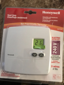 Honeywell Digital Thermostat - Excellent Condition