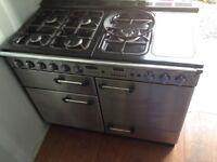 Rangemaster Dual Fuel Cooker/Oven