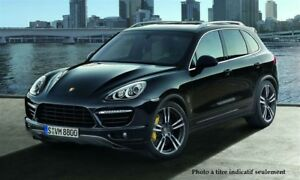 2013 Porsche Cayenne S Plus de 35000$ En Option