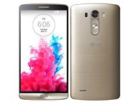 LG G3 phone. 16gb. Unlocked £85 fixed price