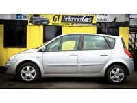 Cheap Renault Scenic 2007, 1.5 ltr Engine, Manual