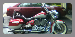 Victory Motor Cycle Fixer upper