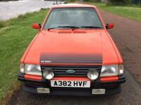 1983 A FORD ESCORT 1.6 RS 1600 I 3D 115 BHP