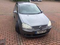Volkswagen Golf 2.0Gt tdi 140hp 2005 150k warranted mileage a3 a4 Leon cupra gti