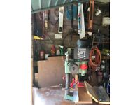 Mortising machine with chisels for sale