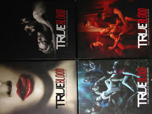 True Blood - Seasons 1-4