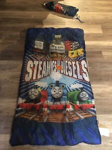 Thomas the train sleeping bag