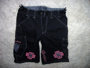 Cycling shorts - size womens large. Comfortable and durable.