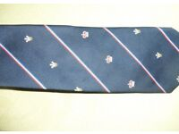 Princess Diana/Prince Charles' memorabilia Wedding tie
