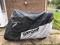 Motorcycle waterproof cover