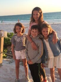 Looking for LOVELY au Pair from September in fun, leafy SW London