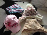 1-2 years hats