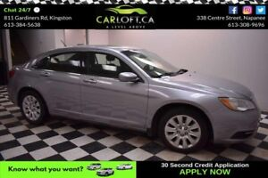 2013 Chrysler 200 LX - KEYLESS ENTRY**A/C**HEATED MIRRORS
