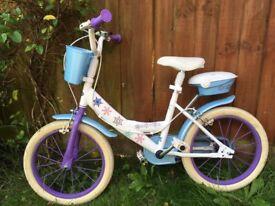 16'' Bike Frozen theme