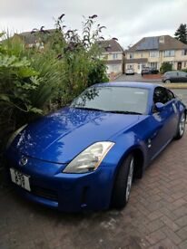 QUICK SALE Nissan 350 z IMPORT 2003 LOW MILEAGE